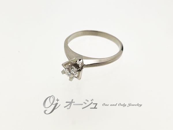 0.365ctダイヤモンドリング