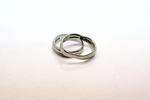 Pt1000指輪買取