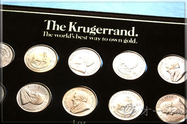 K22クルーガーランド金貨買取