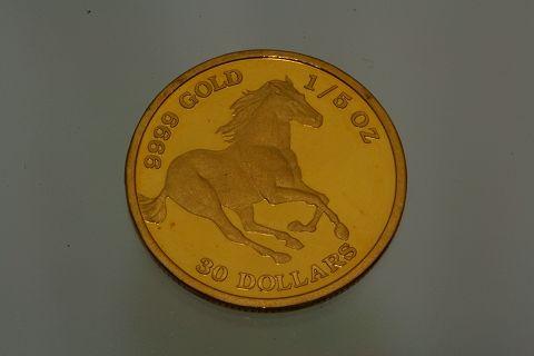 K24ツバル金貨