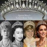 憧れのティアラ!英国王室に伝わるラバーズノットティアラの秘密