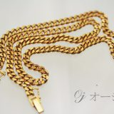 k18喜平(キヘイ)ネックレス買取|2013年